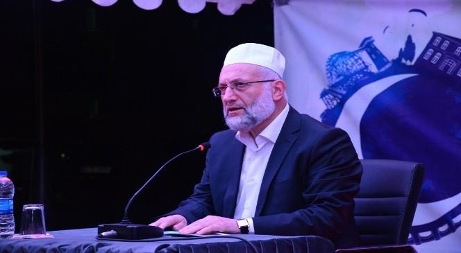 Mustafa Aydın: Orucun evveli infak son kısmı iffettir