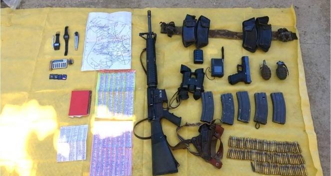 PKKnın Güroymak gücü sorumlusu öldürüldü