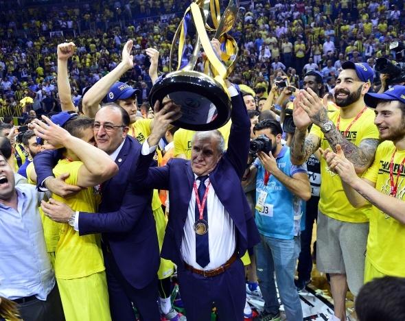 Şampiyon Fenerbahçe!
