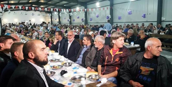 Sultangazi Belediyesi Bulgaristan'da gönül sofrası kurdu