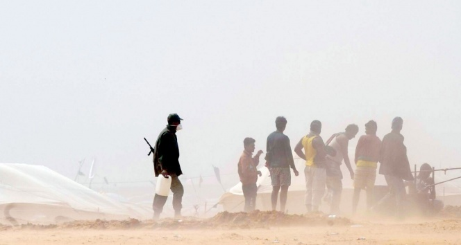 Nijerde 34 mülteci çölde ölü bulundu