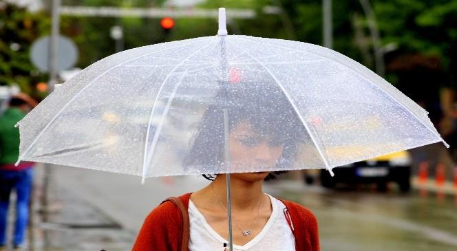 Erzurum'da Yağmurun Etkisi Devam Ediyor