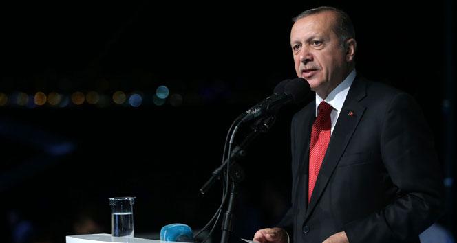 Erdoğandan Arda Turan ve Fatih Terim açıklaması
