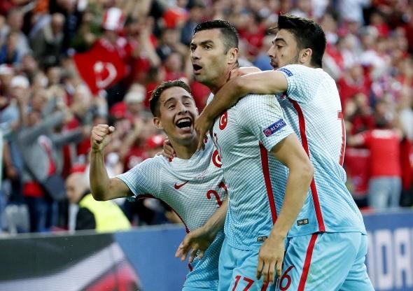 Türkiye 2 Çek Cumhuriyeti 0
