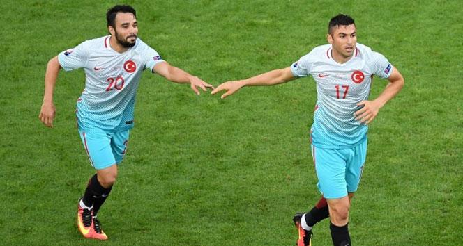 Buraya kadarmış! EURO 2016ya veda ettik