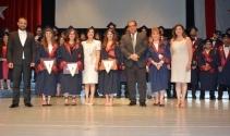 YDÜ Tıp Fakültesi Mezuniyet Töreni, Üst Düzey Katılımlarıyla Gerçekleşti