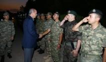 Erdoğandan sürpriz ziyaret