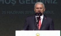 Başbakan Binali Yıldırımdan Kanal İstanbul müjdesi