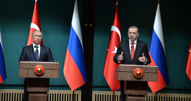 Kremlin: Erdoğan düşürülen uçakla ilgili üzüntülerini bildirdi