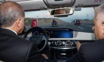 Erdoğan, Osmangazide direksiyona geçti