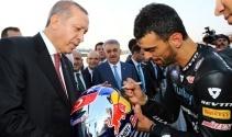 Erdoğan ile Sofuoğlu arasında ilginç diyalog!