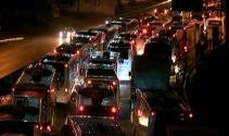 İstanbul otogarındaki yoğunluk çileye döndü