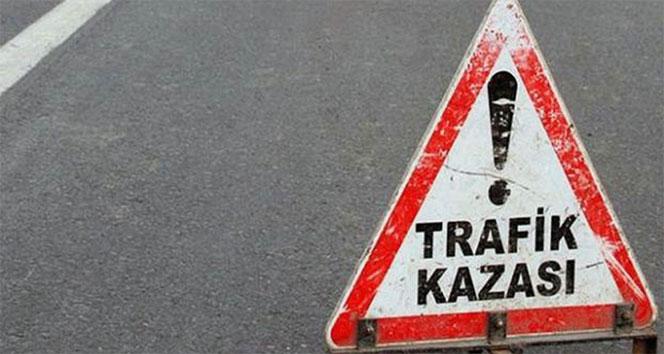 Şanlıurfada trafik kazası: 2 ölü, 2 yaralı