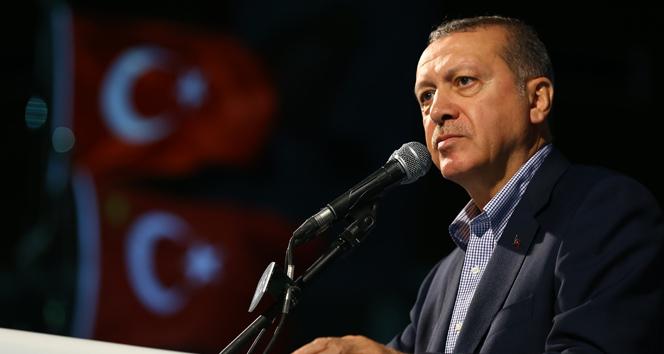 Cumhurbaşkanı Erdoğandan Bahoz Erdal açıklaması