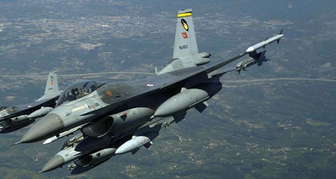 TSK'dan Kuzey Irak'a hava harekatı! 12 terörist etkisiz hale getirildi