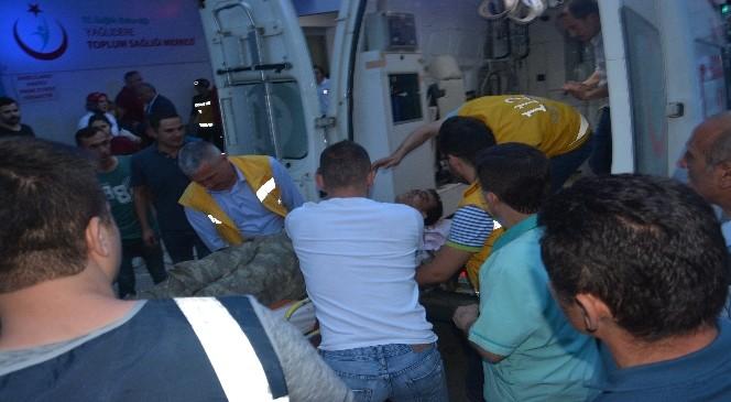 Giresun'da askeri helikopter düştü; 1 Şehit, 7 Yaralı