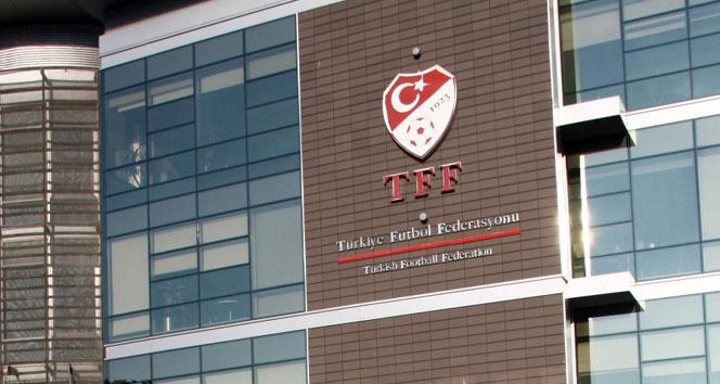 TFFden Fenerbahçeye geçmiş olsun mesajı