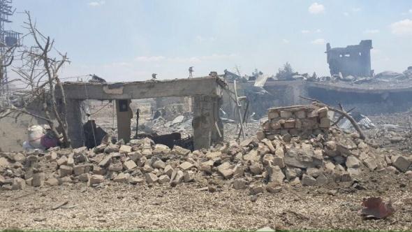 Karakola bomba yüklü araçla saldırı: 2 şehit, 36 yaralı