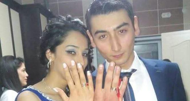 Şehit er son kez nişanlısıyla görüşmüş