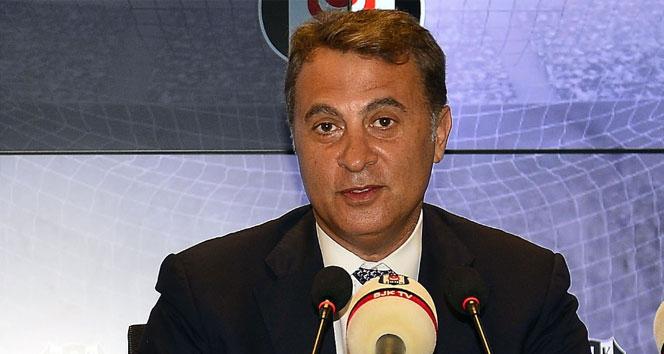 Beşiktaş'tan Fikret Orman açıklaması