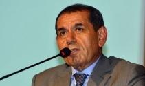 Başkan Özbek: 'Hayatımda ilk defa tansiyonum 19'a yükseldi'