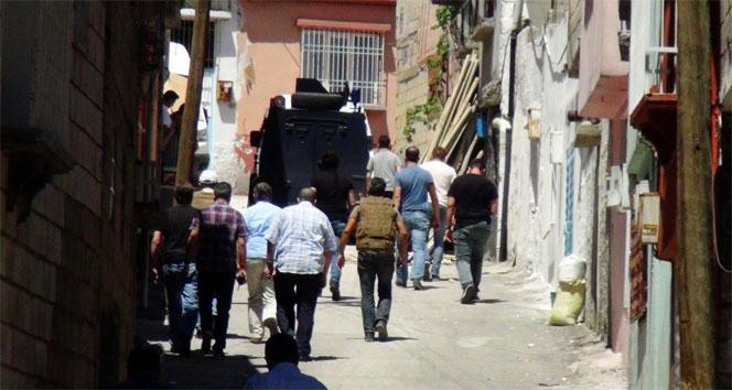 Gaziantepte polisi vuran IŞİDli Hatayda yakalandı