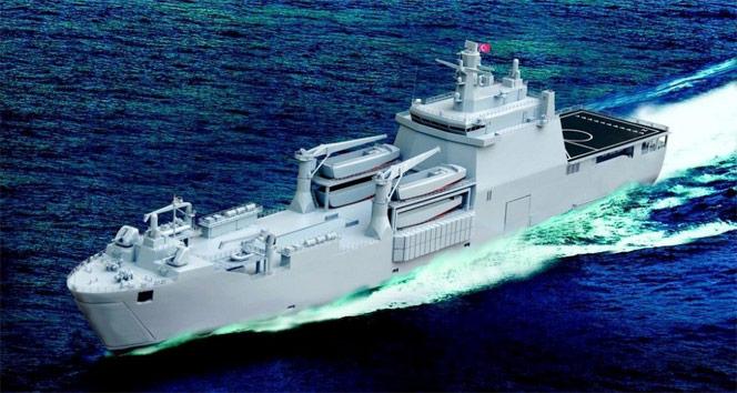Türk donanmasının Aden Körfezi'ndeki görev süresi uzatıldı