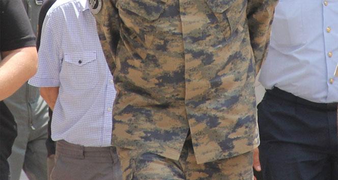 Sivasta FETÖ operasyonunda 14 asker gözaltına alındı