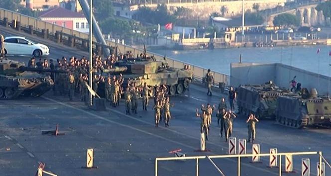 15 Temmuz Şehitler Köprüsü davasında karar çıktı!