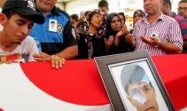 Gaziantepli şehit polis memuru gözyaşları ile uğurlandı