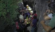 Yaşlı adam, tıkanıklığı gidermek için girdiği su kanalında zehirlenerek öldü