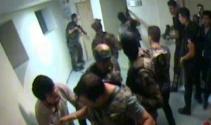 Atatürk Havalimanı'da polisin darbecilere operasyonu kamerada