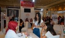 İstanbul Tercih Fuarında Bezmiâleme, büyük ilgi