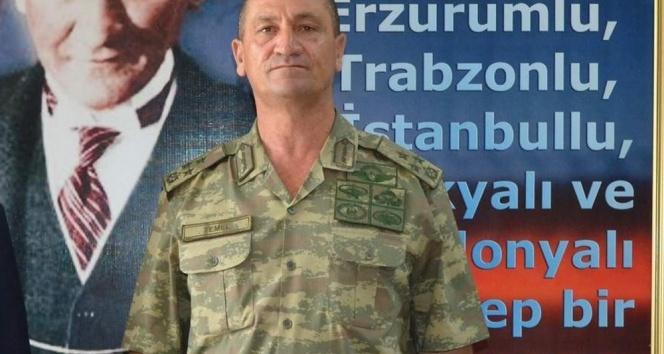 Hainler, komutanı terörist diye öldürteceklerdi