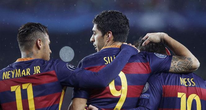 Barcelona, Manchester Cityi farklı yendi