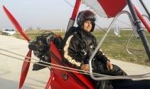 Gizemli paraşütçü ortaya çıktı