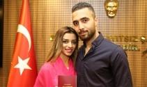 Iraklı genç ile Amerikalı kadın mutluluğu Türkiyede buldu