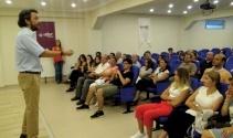 Bahçeşehir Üniversitesi Hatayda aday öğrencilerle buluştu