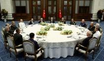Erdoğan, YAŞ üyeleri ile yemekte bir araya geliyor