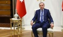 Erdoğan, Katar Dışişleri Bakanı Al-Thaniyi kabul etti