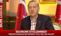 Cumhurbaşkanı Erdoğan: Olağanüstü hal süreci uzatılabilir