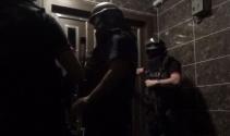 İstanbulda terör operasyonu: 10 gözaltı