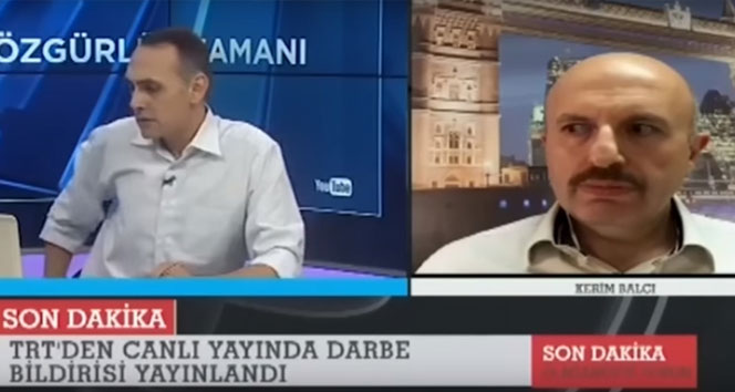 Erdoğanın sokağa çıkın çağrısını duyan FETÖcü hain çıldırdı