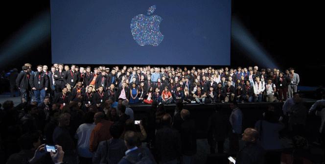 Apple WWDC Konferansında bir Türk