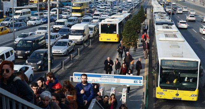 İstanbulda ulaşıma miting ayarı