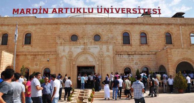Mardin Artuklu Üniversitesinde 26 öğretim görevlisi açığa alındı
