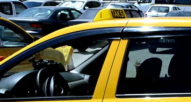Lüks takside zamlı fiyat!