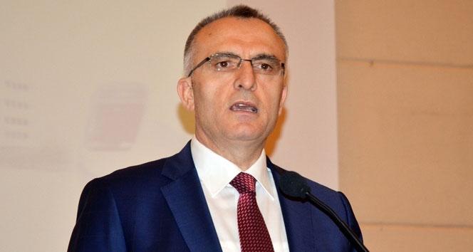 Bakan Ağbal'dan 'vergi indirimi' açıklaması