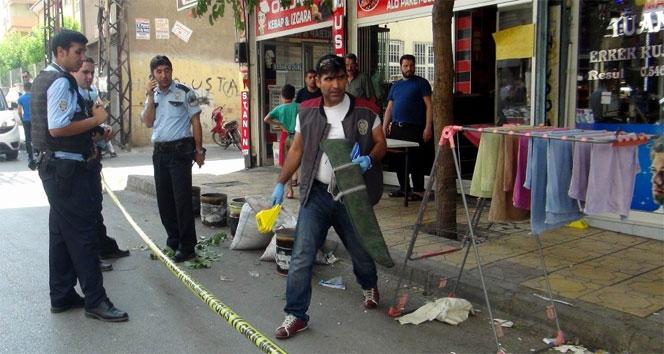 Gaziantepte güpegündüz silahlı çatışma