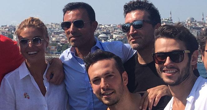 Mustafa Sandalın Yenikapı paylaşımı olay oldu